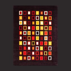 Hand Tufted Rug M0020