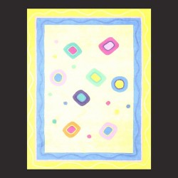 Hand Tufted Rug M0088