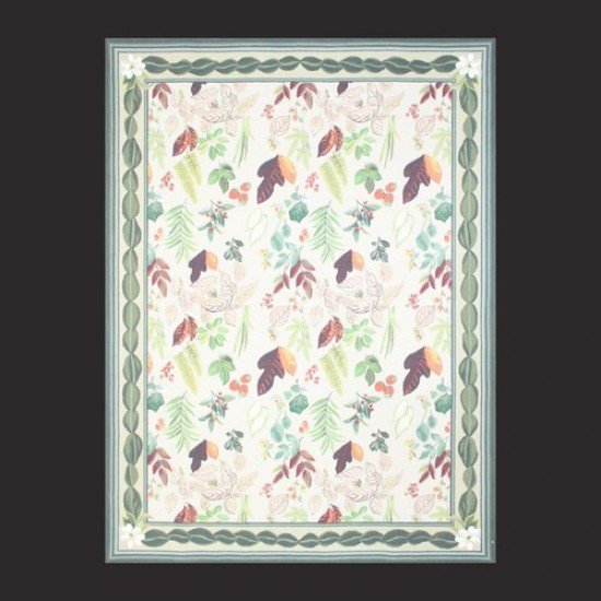 Hand Tufted Rug M0108