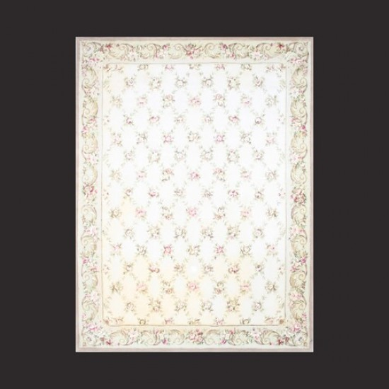Hand Tufted Rug M0113