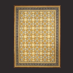 Hand Tufted Rug M0133