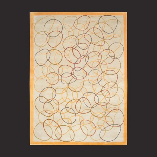 Hand Tufted Rug M0143