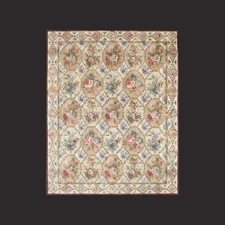 Hand Tufted Rug M0158