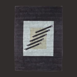 Hand Tufted Rug M0172
