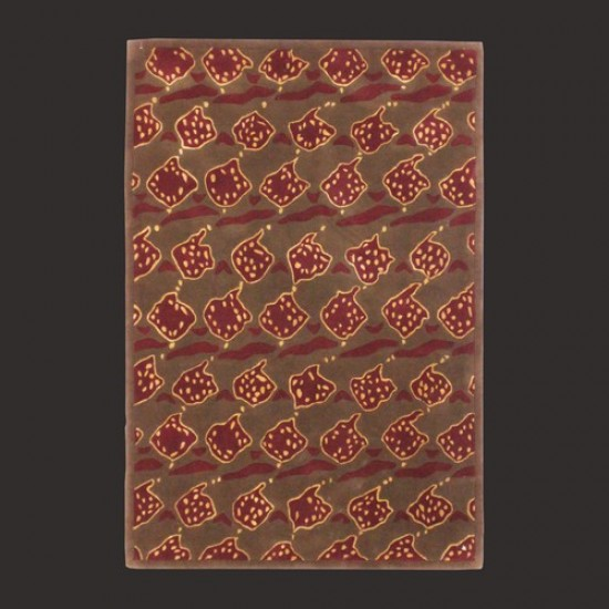 Hand Tufted Rug M0180