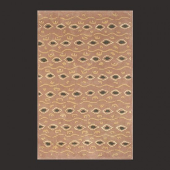 Hand Tufted Rug M0407