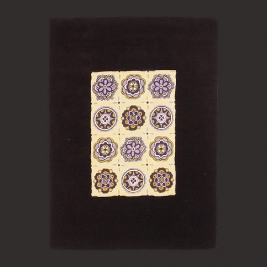 Hand Tufted Rug M0445