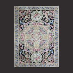 Hand Tufted Rug M0528