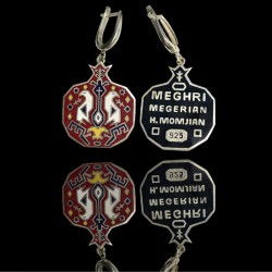 Earrings MJ-0012-03