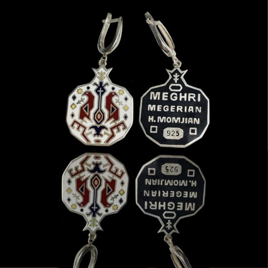 Earrings MJ-0012-04