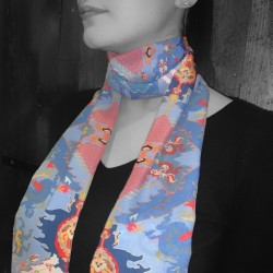 Scarf MS-09012