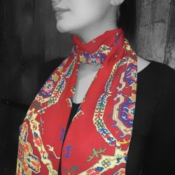 Scarf MS-09016