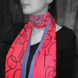 Scarf MS-09030