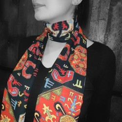 Scarf MS-09031