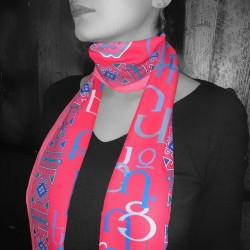 Scarf MS-09038