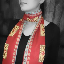 Scarf MS-09040