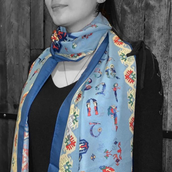 Scarf MS-09041