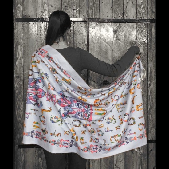 Scarf MSW-11020